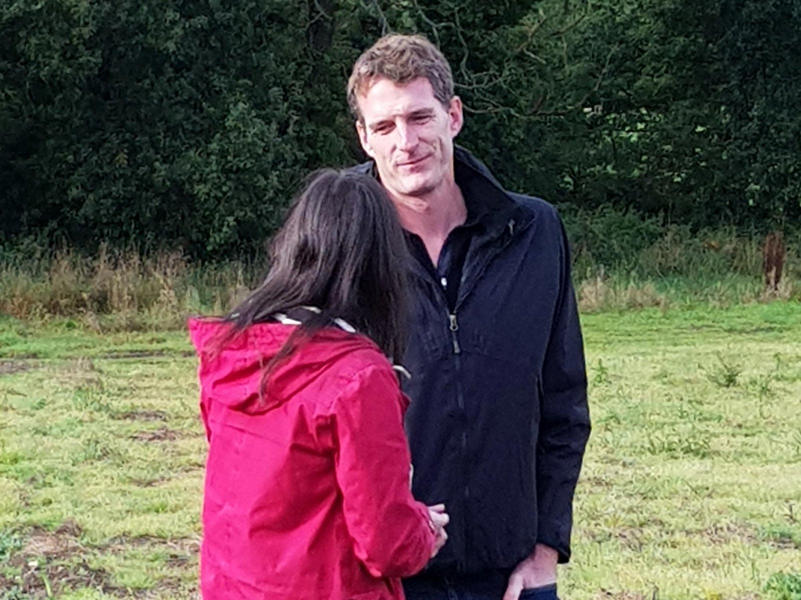 Dan Snow Visits Wirral Archaeology