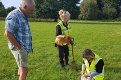 Wirral Archaeology training day