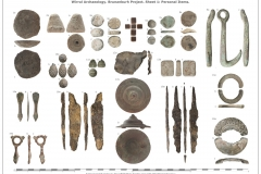 Artefacts recovered by WA